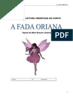 Guião de Leitura Do Conto a Fada Oriana