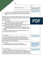 conservationist worksheet blank