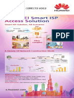 HUAWEI Smart ISP Access Solution Rolling Banner