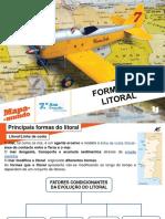 Principais Formas Do Litoral -MM Atual. 17-18