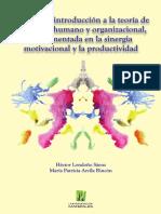 Teoria Del Desarrollo Humano y Organizacional