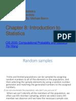 Chapter 08 Statistics 2
