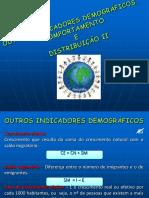 Outros Ind. Demog. e Sua Distrib. III 8º c. Guião - 17-18