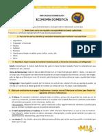 Economía Domestica