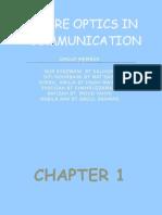 Fibre Optics in Communication