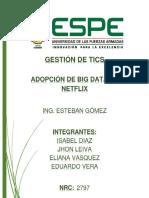 Big Data Modelo