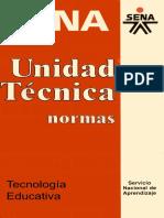 Unidad Tecnica Normas