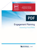 PG Engagement Planning Assessing Fraud Risks