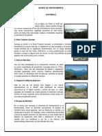Biomas de Centroamérica