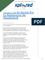 Texaco No Se Decide Por La Explotacion de Shushufindi _ Explored - Ecuador