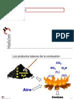 Proceso de Combustión