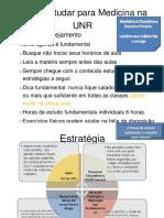 Como estudar para Medicina na UNR powerpoint 2003.pptx