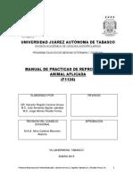 F1124 Manual de Practicas de Reproduccion Animal Aplicada