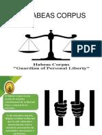 Habeas Corpus Diapos 2.1