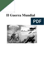 Introdução II Guerra Mundial Final II Final