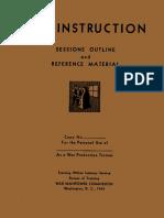TWI Job Instruction Manual