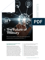 Future of Treasury(2016-Wipro Report)