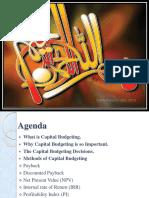 233761635 Capital Budgeting Presentation