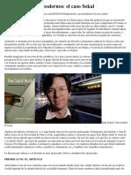 Impostores y Posmodernos de naukas.com