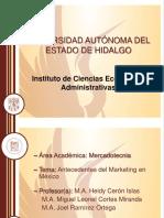 Antecedentes de Mkt en Mexico 2017
