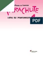 Parachute 1 - Libro Del Profesor