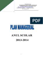 Plan Operational 2013-2014
