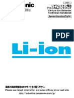 Li Ion Handbook