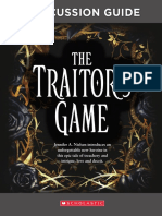 The Traitor's Game Discussion Guide