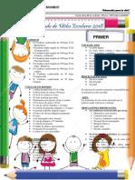 Listas Utiles Primaria Imprimir