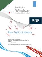 Anthology ISAID