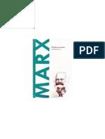 Marx, Del Agora Al Mercado-Jose Manuel Bermudo