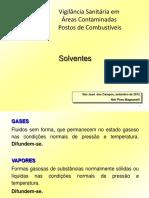 9 - Riscos Devidos a Produtos Quimicos Em Postos de Combustíveis - Solventes - Neli Pires Magnanelli (DVST)