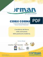 Corman Ricette