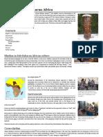 Rhythm in Sub-Saharan Africa