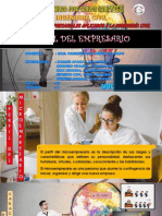 Diapositivas Perfil Del Empresario