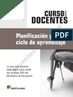03 Planificacion y Ciclo de Aprendizaje