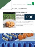 PVC en La Agricultura