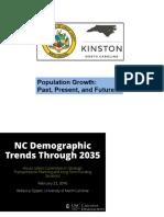 Urbanization - Population Trends