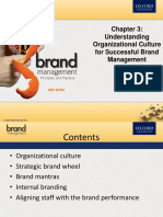 Chapter 3 Organizational Culture