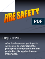 1 Fire Safety