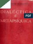 MARIOTTI Humberto - Dialetica e Metapsiquica - PENSE