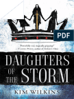 Daughters of the Storm - 50 Page Friday