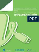 Cuadernillo Guia Practicas Para La Implementacion. Version Digital