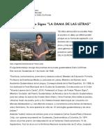 Delia Quiñonez, Poesía de Guatemala