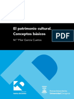 Patrimonio Cultural Conceptos Basicos 1