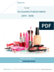 Latin America Cosmetic Products Market