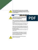 Motherboard Manual 7vt6001394 e