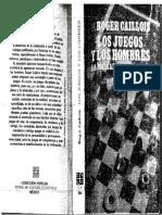 Caillois r Los Juegos y Los Hombres.compressed