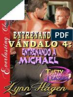 LH4g3n _ SGl3nn - Entrenando Al Vandalo 04 - Entrenando a Michael