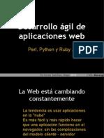 Desarrollo Agil de Aplicaciones Web